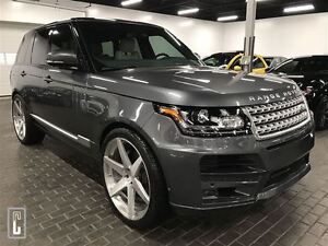 2015 Land Rover Range Rover 5.0 SUPERCHARGED-STAR TECH REFINEMEN