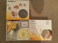 Never Used Medela Swing Single Breast Pump with Packaging
