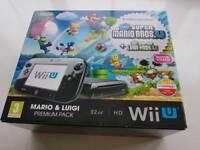 Wii U premium bundle 32gb