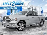 2013 RAM 1500 SLT 4X4 CREW CAB  5.7 HEMI  Check it out!!