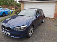 BMW, 1 SERIES, 118d Hatchback, 2014, Manual, 1995 (cc), 5 doors