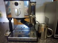 Elevation Espresso Machine & Stainless steel Mug