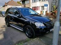 Mercedes ML 420cdi Sport V8 4x4 , MOT 01.01 2019, Very rare, Please read description