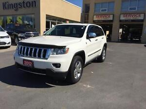 2012 Jeep Grand Cherokee Kingston Kingston Area image 2