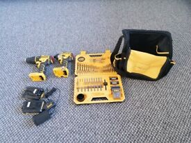 Stanley fatmax drill set