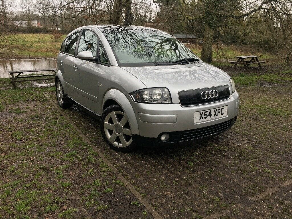 Audi A2 14 Se 5dr Full Service History Mot Until January 2019