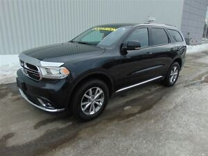 2015 Dodge Durango Limited, 7 PLACES,NAVIGATION,CUIR