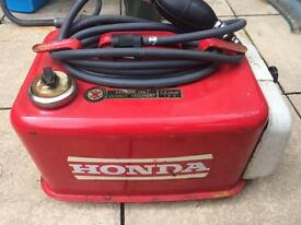 Honda vintage fuel tank plus new fuel line