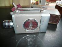 Vintage Bell & Howell Cine Camera