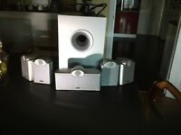 Tannoy EF X 5,1 surround sound system