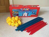 **EZ FORT** Den Playhouse Building Construction Toy Set 54 pieces *Fab for kids*