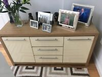 Matching TV and Living Room Cabinets
