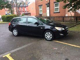 Vauxhall Astra 1.7 cdti 2010 60 plate 12 months mot