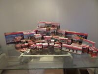 bulk sale of hornby skaldale building and train sets