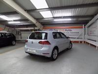 Volkswagen Golf SE TDI BLUEMOTION TECHNOLOGY (silver) 2017-03-31