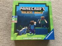 Minecraft Builders and Biomes, excellent condition