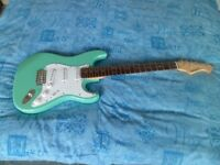 ARIA STG 003 STRATOCASTER ( SALE OR SWAP )