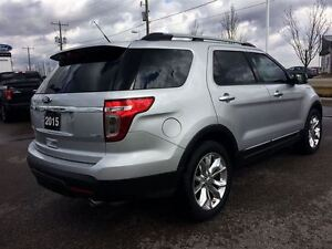 2015 Ford Explorer Limited London Ontario image 4
