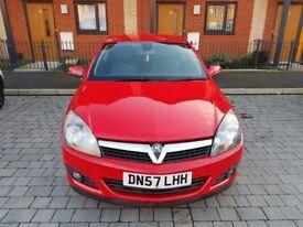 Vauxhall Astra 1.6 T 16v Design Sport Hatch 3dr