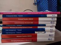 FREE Accountancy course books