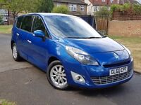 Renault Grand Scenic 7 seats, Automatic, Tom Tom Sat Nav, High Spec, Free Warranty