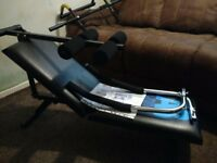Home exercise bench