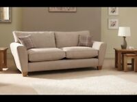 The Lily. Three and two seater Sofas.