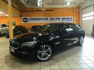 2011 BMW 7 Series LI+M SPORT+LONG WHEEL+HEADS UP DISPLAY+NAVIGAT