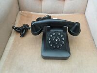BINATONE CLASSIC 1970 CORDED HOME PHONE MODEL 6141