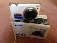Samsung Digital Camera WB350F with box