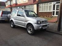 Lovely 2003 Suzuki Jimny 4x4 1.3, 96k Only, FSH, 1 Yrs MOT, 1 Previous Owner, Excellent Cond