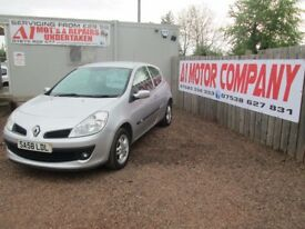 RENAULT CLIO 2002 52 1.2 LTR PETROL 1 YEAR FRESH MOT WARRANTIED 76000 MILES CLEAN CAR!!!