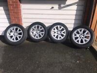 "Range Rover Sport 19"" alloys & tyres / VW T5"