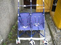 Double Stroller/Buggy
