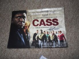 Cass Pennant AUTHENTIC GENUINE signed autographed Wesham Hooligan ICF Movie gangster