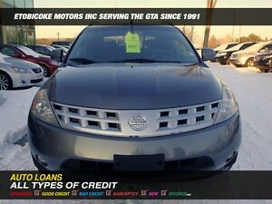 2005 Nissan Murano SL AWD/ SUNROOF !!! NO ACCIDENTS !