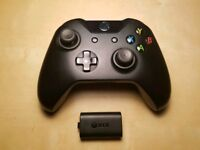 Xbox One Controller & Play and Charge Kit