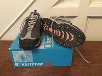 Walking shoes.karrimore ladies size 8