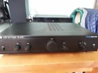 Cambridge audio A series amplifier.