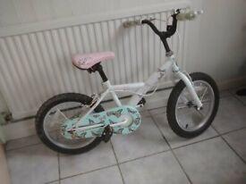 KIDS BIKE...........(16 inch wheels)