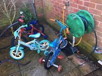 Kids bike (bikes push bikes
