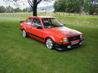 STUNNING MAGAZINE FEATURED FORD ESCORT RS 1600I 1900 TALL BLOCK ENGINE BIKE CARBS