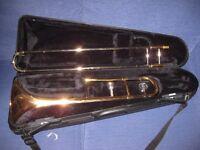Yamaha 447 Trombone in good condition