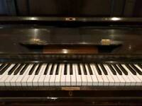 Piano for Free - relocating forces giveaway