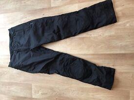 2 x Alpinestar Gortex & Leather Biker Trousers - REDUCED