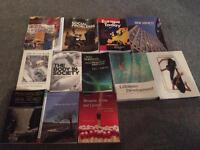 Multiple Sociology and Psychology Books