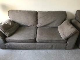 4 piece suite from Furniture Village