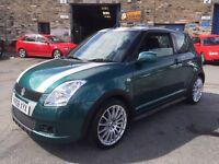 Suzuki Swift 1.3 Attitude 3dr £1,595 2 OWNERS++F.S.H+2 KEYS 2008 (08 reg), Hatchback