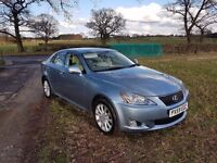 2009 LEXUS IS220D