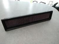 K&N Air filter fits Renault Clio II